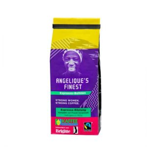 Angelique's Finest 2x500g, Fairtrade Espresso aus Frauenhand