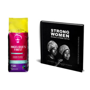 """Angelique's Finest & Bildband """"Strong Women Behind A Strong Coffee"""""""